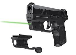 Sig P365 With Light Pin On Guns