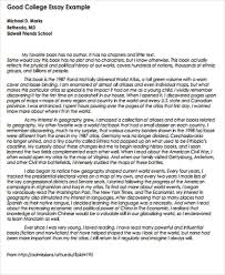 essay sample in pdf examples in pdf college essay example