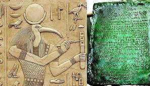 Image result for thoth emerald tablets