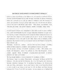 Breach Of Employment Contract Inspiration Nature Of Employment Contract MoCU University