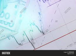 Free Forex Charts Stock Market Chart On Image Photo Free Trial Bigstock