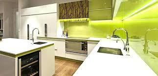 green glass backsplash sea glass tile