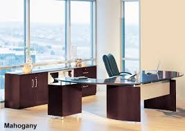 modern executive office suite. Interesting Modern Mayline Napoli Series Modern Executive Desk Suite On Office T