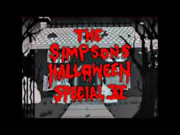 The Simpsons Treehouse Of Horror XI  Video DailymotionWatch Treehouse Of Horror Xi