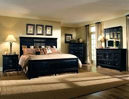 black bedroom furniture. Beautiful Furniture Bedroom Design Black Panel Furniture Great The Rubbed Finished Set  With Bed Pertaining To Master For E