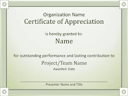 Certificate Award Template Certificates Templates Free