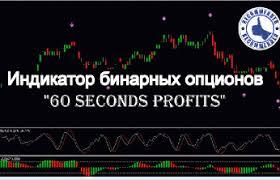 60 seconds profits индикатор для бинарных опционов