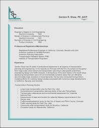 Engineering Cover Letter Fresh Resume Template Civil Engineering
