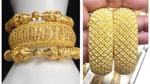 New Latest Gold Bangles Design Latest Gold Bangles Designs Of 2019