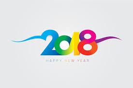 2018 Happy New Year Wallpapers - DezignHD - Best Source for Designer ...