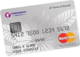 Hawaiian Airlines Business Mastercard Review 60000 Bonus Miles