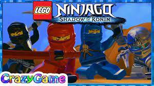 Lego Ninjago Games Online Play