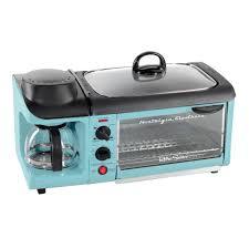 Retro Toasters nostalgia retro blue breakfast center toaster ovenbset300blue 6134 by uwakikaiketsu.us