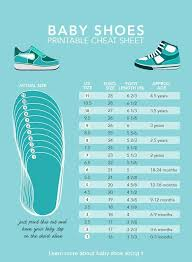5 Year Old Boy Shoe Size Chart Pin On Crochet Baby Booties