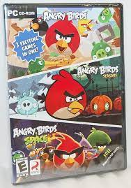 Amazon.com: Angry Birds 3 Pack: Video Games