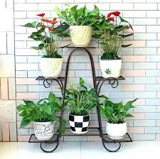 indoor wall plant holders hanging pots b decorative mounted pot uk