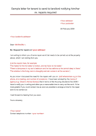 Letter Of Recommendation Tenant Termination Of Tenancy Letter From Landlord Samples Business Document