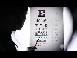 Dot Physical Eye Chart Almanac The Eye Chart