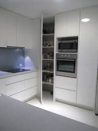 Pantry Cabis White Attractive Design Of Composite Wood Shelf In In Style    Cabinet Pictures Collection