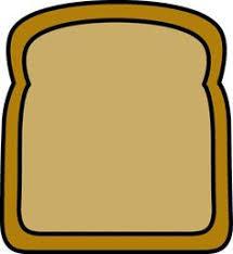slice of bread template. Beautiful Template Clipart Bread Template Inside Slice Of Bread Template F
