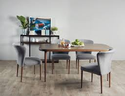 Modern Kitchen Table Wooden Dining Cellini Modern Dining Table Set
