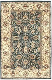 antique all over handmade wool rug for 3 x rugs made in india