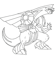 Coloring Pages Legendary Pokemon Coloring Pages Rayquaza Color