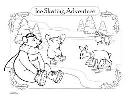 Small Picture 7 best Free Winter Coloring Pages images on Pinterest Crayons