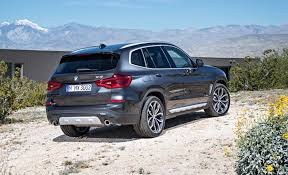 BMW Convertible bmw x3 cheap : 2018 BMW X3 debuts with 355-hp M40i | The Torque Report