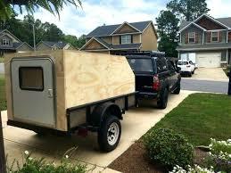 diy camper trailer designs utility trailer teardrop off camper build expedition portal diy motorcycle camping trailer diy camper trailer designs