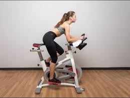 Stationary Bike Exercise Bike Workout Hiit High Intensity