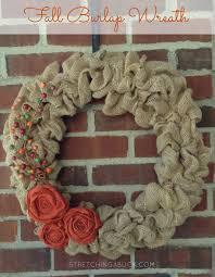 fall burlap wreath 2016