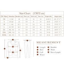 Mens Suit Size Chart Us Seven7 Brand Mens Suits 2017 Slim Fit Grey Luxury Male