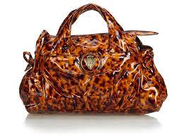 gucci gucci brown leather hysteria handbag handbags leather patent leather brown black dark