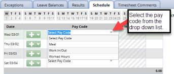 timesheet schedule how do i set up temporary employee schedules mytime oregon