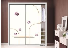 lacquer one faced white mdf melamine laminated particle board for sliding door