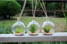 hanging terrarium glass globe planter terrarium kit for garden gift home candlestick ceramic vase ceramic vases