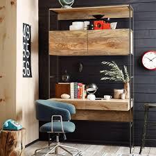 west elm office. Industrial Modular 124 Cm Desk West Elm Office