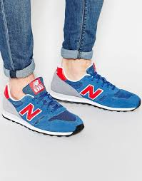 new balance 373 mens. new balance 373/blue shoes - men online j18i8672 373 mens