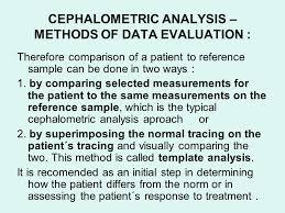 cephalometrics ppt video online 17 cephalometric