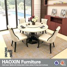 round marble dining table and chairs for round marble dining table round marble