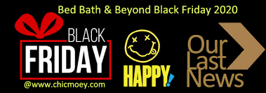 Additional 15% off bed bath & beyond black friday 2020 coupons via promo code black15. Bed Bath Beyond Black Friday 2020 Beauty Deals Sales Chic Moey