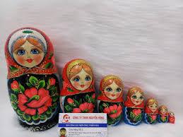 Búp bê gỗ Matryoshka: Mua bán trực tuyến Bộ sưu tập trò chơi với giá rẻ