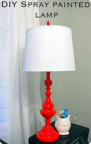 spray paint glass lamp shade 25 unique lamps ideas on painting 17