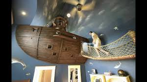 Pirate Themed Bedroom Quite Possibly The Most Awesome Kids Bedroom Ever Made Youtube