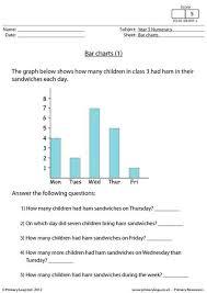 Primaryleap Co Uk Bar Chart 1 Worksheet T4l Bar Chart