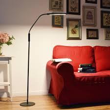 nordic led floor lamp modern standing light for living room bedroom office reading piano lamp