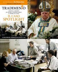 Il caso Spotlight (La pedofilia nella Chiesa Cattolica) regia di Tom Mc  Carthye – di Annamaria Niccoli – COMUNICARE NSA