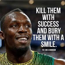 Famous Athlete Quotes Delectable Usain Bolt Motivational Quote Famous Quotes Pinterest Usain