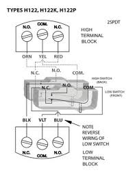 cr4 th differential pressure switch wiring anyone please help me out